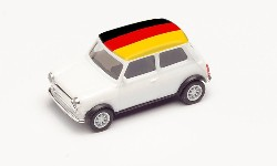 Mini Cooper EM2021,Deutschland; 1:87