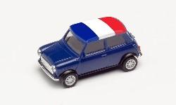 Mini Cooper EM2021,Frankreich; 1:87