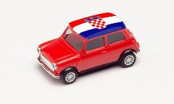 Mini Cooper EM 2021,Kroatien; 1:87