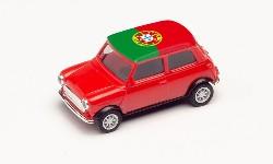 Mini Cooper EM2021,Portugal; 1:87