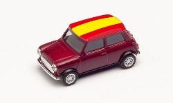 Mini Cooper EM 2021,Spanien; 1:87