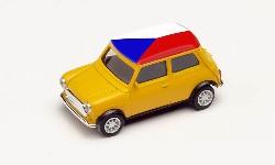 Mini Cooper EM 2021,Tschechien; 1:87