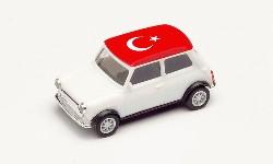 Mini Cooper EM 2021,Türkei; 1:87