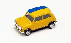Mini Cooper EM 2021,Ukraine; 1:87