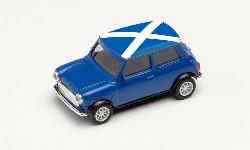 Mini Cooper EM 2021,Schottland; 1:87
