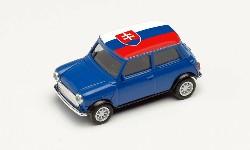 Mini Cooper EM 2021, Slowakei; 1:87