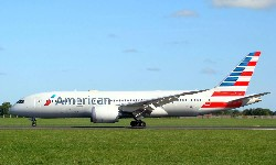 B787-8 American Airlines; 1:500