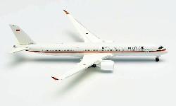 A350-900 Luftwaffe Flugbereits; 1:500