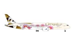 B787-9 Etihad, Choose Japan; 1:500