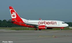 B737-700 airberlin; 1:500