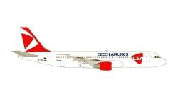 A320 CSA Czech Airlines 2020; 1:500