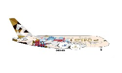 A380 Eithad, Choose the UK; 1:500