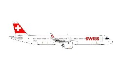 A321neo Swiss Int. Air Lines; 1:500