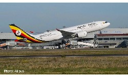 A330-800neo Uganda Airlines; 1:500