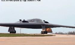 B-2A USAF Spirit of Louisiana; 1:200