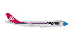 B747-8F Cargolux, Mask; 1:200