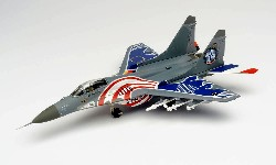 MiG-29A JG73 Fulcrum Farewell; 1:72