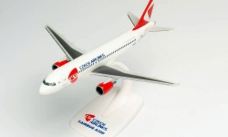 A320 CSA Czech Airlines 2020; 1:87