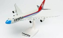 B747-8F Cargolux, Mask; 1:250