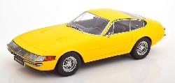 Ferrari 365 GTB Daytona 1969 yellow 1:18