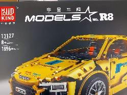 Audi R8  Modellbaukasten
