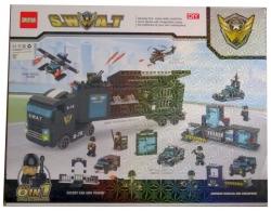 Swat 721 Truck mit Figuren 6x1