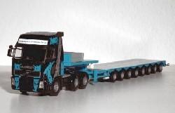 Volvo FH Gl XL 3achs + 8achs Tiefl. 1:50