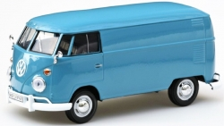 Volkswagen Bulli  T2 hellblau  1:24