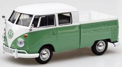 Volkswagen Bulli  T2 Doka mit Prit.1:24