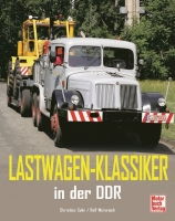 Lastwagen-Klassiker in d.DDR