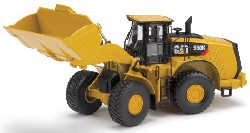 Cat 980K Wheel Loader Material Handler;