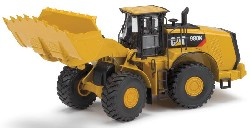 Cat 980K Wheel Loader w/ RockCon; 1:50