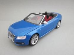Audi S5 Coupe Sprintblau perleffekt 1:18