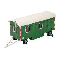 Bauwagen, ``grün``;1:50