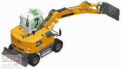 LIEBHERR A 918 Compact Litronic,  1:50