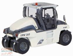 HAMM GRW280, Gummi-Rad Walze, ``weiß;1:50