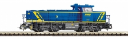 TT-Diesellok G 1206 MWB VI