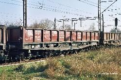 2er Set offener Güterwagen 401Zl Eams PK