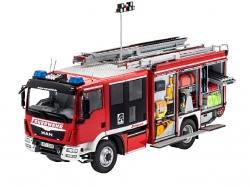 MAN mit Schlingmann Feuerwehraufbau 1:24