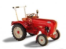 Porsche Junior 108 Traktor 1:24
