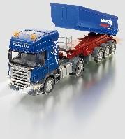 Scania mit Muldenkipper Set mit Fernsteu