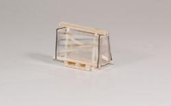 Glas auf Bockpaletten    1:50