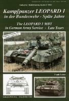 Kampfpanzer Leopard 1 in der Bundeswehr
