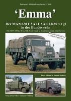 MAN 630 L2A/L2AE LKW 5 to der Bundeswehr