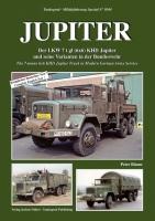 Der LKW 7 t gl (6x6) KHD Jupiter und sei