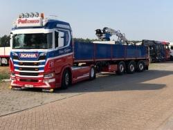 Scania R NG 4x2 mit Steinauflieger 1:50