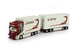 Scania R TL 6x2 Kofferhängerzug 1:50