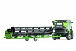 Deutz-Fahr C9206 TS Harvester;1/32