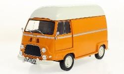 Renault Estafette, orange/weiss 1:24