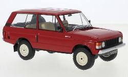 Land Rover Range Rover, rot  1:24